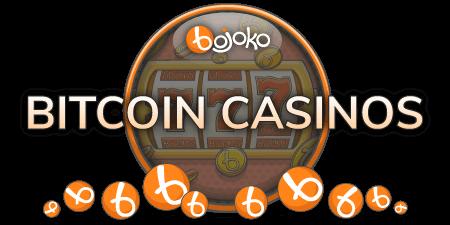 Find the best bitcoin casino on Bojoko