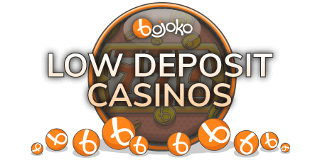 Low minimum deposit casinos for Canadians