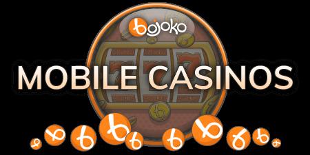 Find the best mobile casino on Bojoko