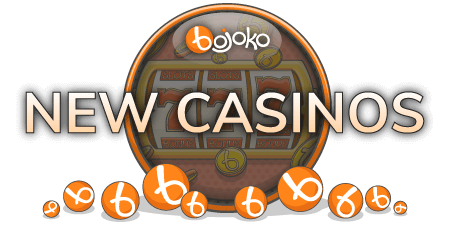 Find the best new online casinos on Bojoko