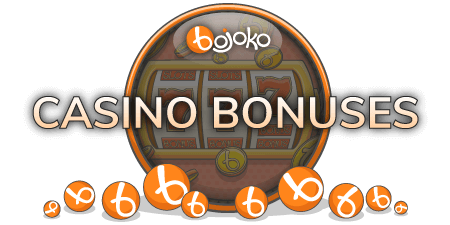 Online casino bonuses are listed on Bojoko