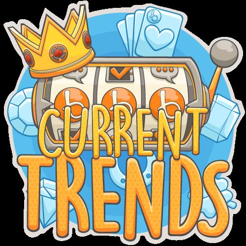Trends auf den neuen Casinosites