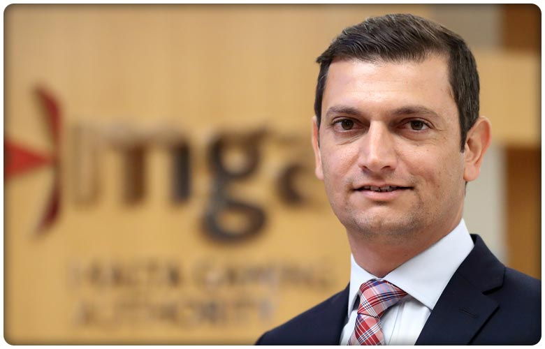 MGA CEO Heathcliff Farrugia